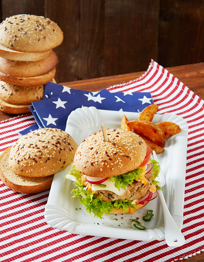 American Favorites, Buns and Burger for MigrosMagazin