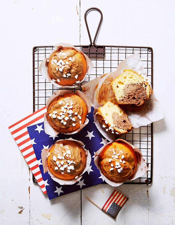 American Favorites, Muffin for MigrosMagazin