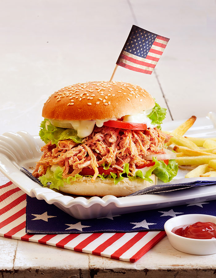 American Favorites, Pulled Pork for MigrosMagazin