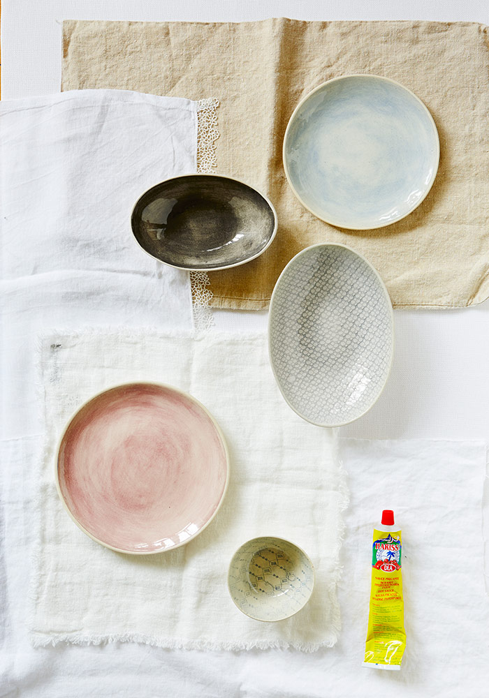 tableware with wonkiware products